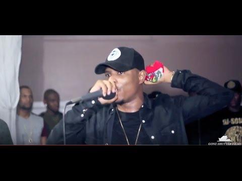 Baky & DJ Combo  live @ montreal (Rap Créole)