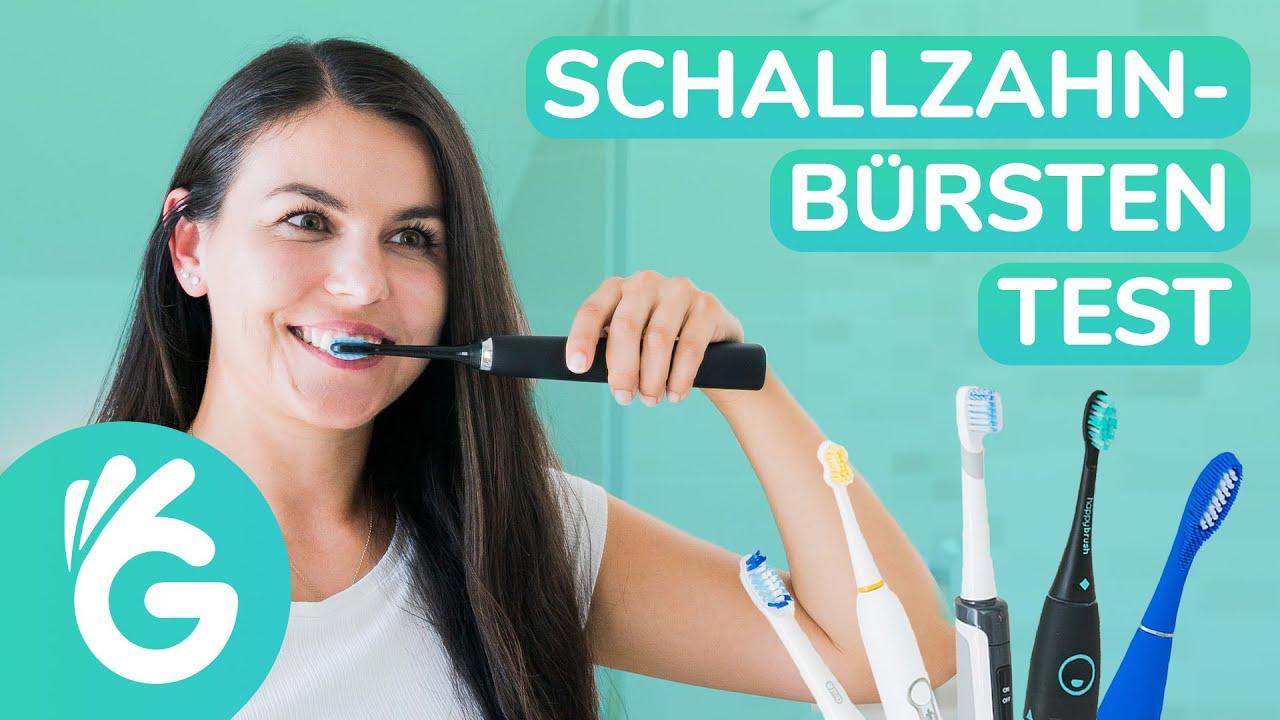 Schallzahnburste Test 2020 9 Elektrische Zahnbursten Im Vergleich Youtube