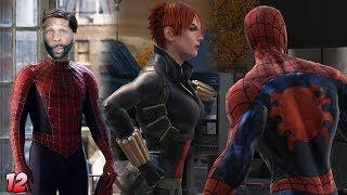 Spider-Man: Web of Shadows Walkthrough Gameplay Part 12 - Talon Show