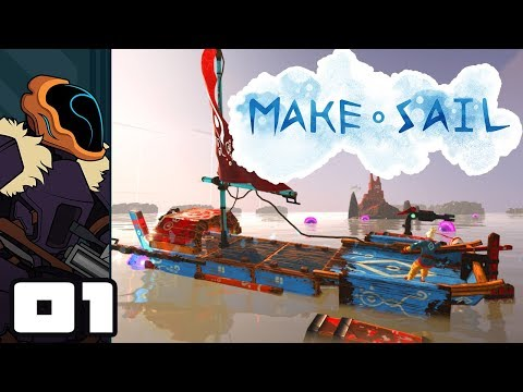 Let's Play Make Sail [Beta] - PC Gameplay Part 1 - How Do I Boat?