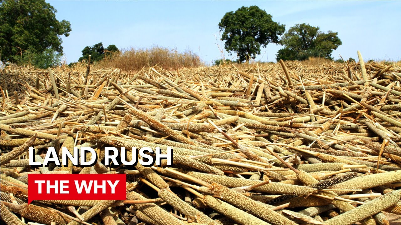 Land Rush | WHY POVERTY? (OFFICIAL FULL FILM)