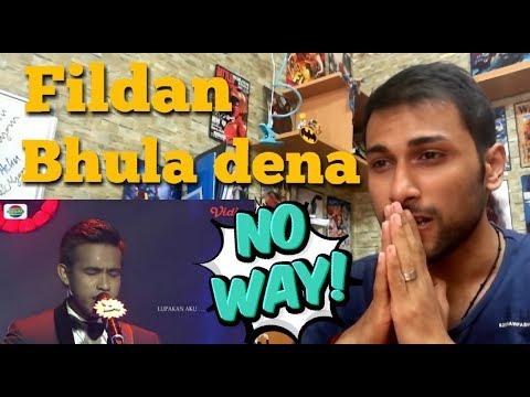 Fildan, Baubau feat Onci Ungu - Bhula Dena | Indian's POV Reaction!