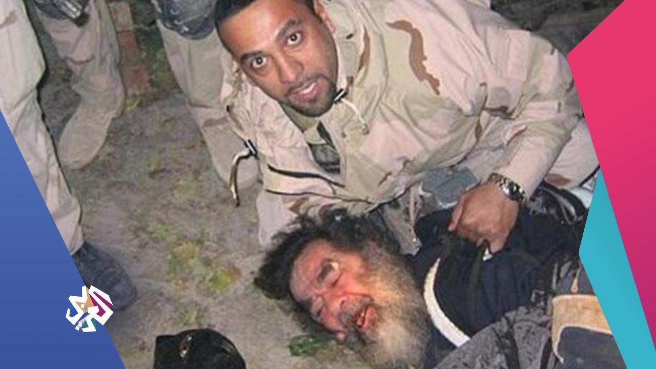 تفاصيل اللحظات الأولى لاعتقال صدام حسين وخبايا حياته الشخصية والعاطفية   وفي رواية أخرى   ج2