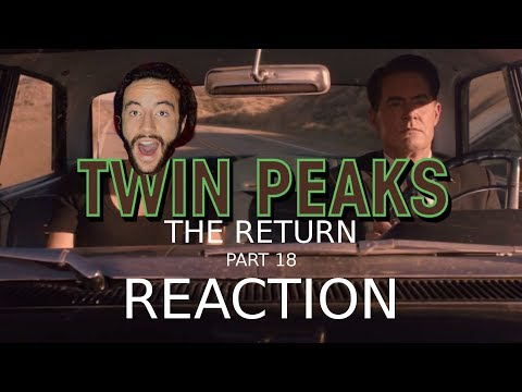 TWIN PEAKS The Return Part 18 reaction!!! (THE FINALE) | Xisco Lozano