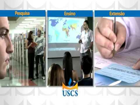 Vídeo Institucional da USCS