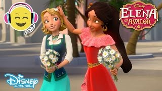 Elena of Avalor | Home For Good Song | Official Disney Channel UK