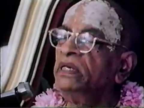 Swami Prabhupada - Acharya part 4