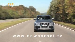 Audi Q7 V12 video trailer