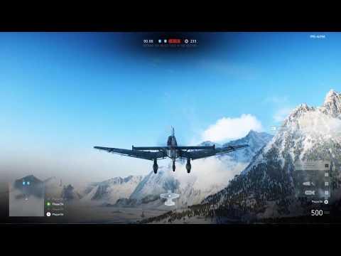 Battlefield V Airplane Gameplay featuring Spitfire, Blenheim and Ju. 87!   BATTLEFIELD LIFE