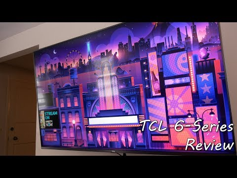 TCL 6-Series Review: The Best TV for Gaming Under $1000