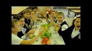 Не едим мы ерунду - мы за здоровую еду! Опалиховская гимназия
