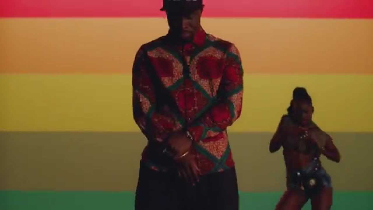 Download Fuse ODG ft. Angel - TINA (Official Music Video) - OUT NOW on iTunes