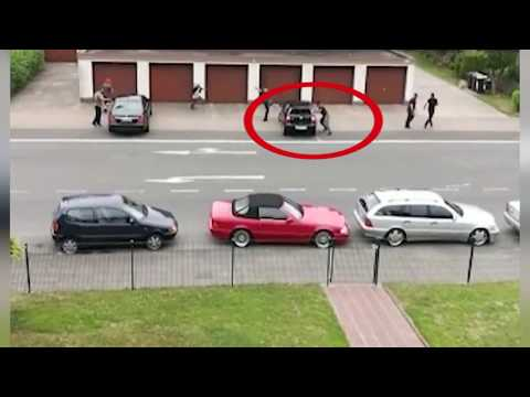 Bei Recklinghausen: Zeugen filmen Schießerei in Oer-Erkenschwick