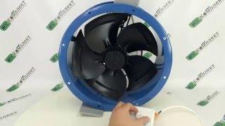 Обзор осевого вентилятора ВЕНТС ВКФ 4Е 350(, 2015-09-28T11:54:43.000Z)