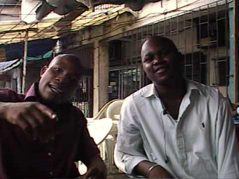 Lagos Street Interview - Konnekt Afrik Talk Show