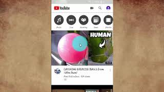 Android Phone : How to set upload preference in Youtube App