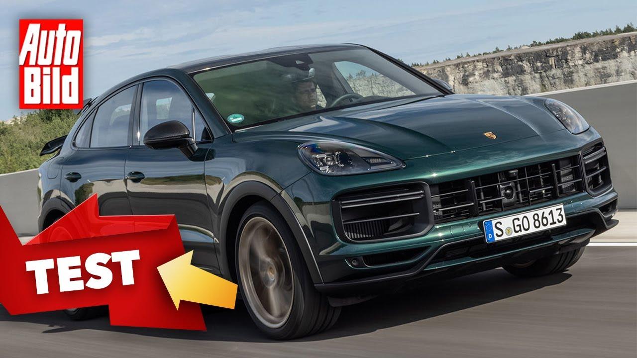 Porsche Cayenne Turbo GT (2021) | Mit dem Cayenne Turbo GT auf der Piste | Test mit Alexander Bernt