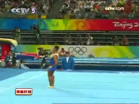 2008年 北京オリンピック 体操男...