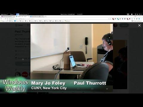 Windows Weekly 539: Yesterday's Office, Tomorrow
