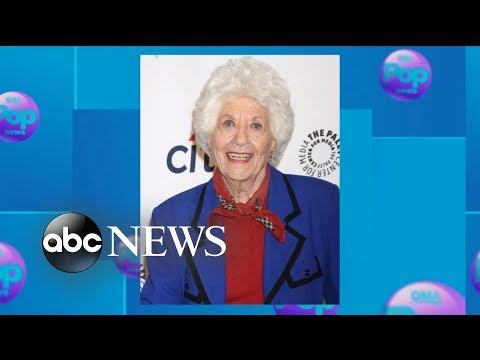 Tributes pour in for television icon Charlotte Rae