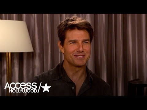 Exclusive: Tom Cruise Reveals The Title For The