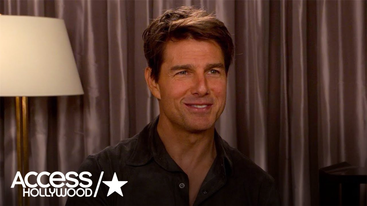 Tom Cruise Reveals 'Top Gun' Sequel's Title