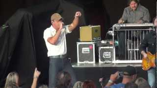 Rodney Atkins - Take A Backroad Live 6/2/12
