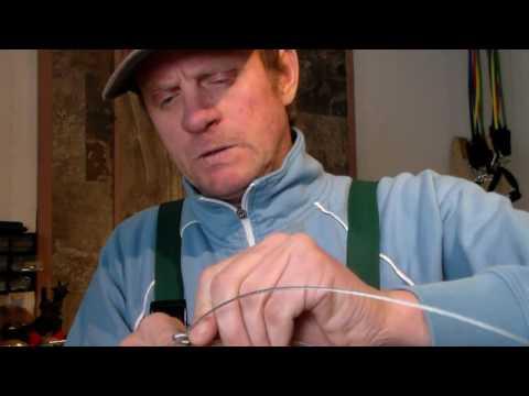 Как ставить петли на кабана