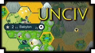 Unciv - (Free Civilization Style Strategy Game)