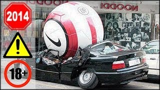 Repeat youtube video CRAZY Car Crashes, Car Accidents compilation - Part 6