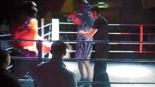 Sparks V The Red Deer @ The Ozone Fight NIght