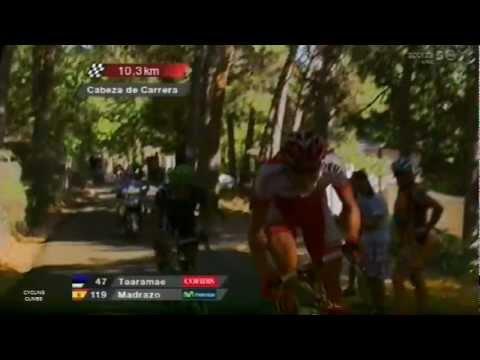 Vuelta a España 2011 - San Lorenzo de El Escorial