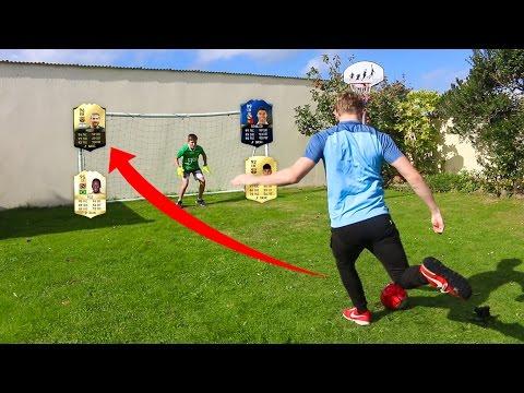 FOOTBALL vs FIFA 17
