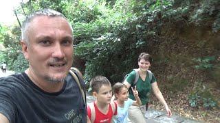 На природу всей семьёй. Байюнь парк, Байюнь гора, Байюнь лес - Жизнь в Китае #320