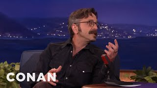 Marc Maron Loves Democracy  - CONAN on TBS