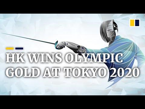 Hong Kong's Cheung Ka-long clinches Olympic gold in historic win at Tokyo Games