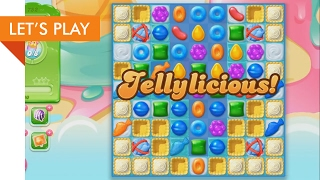 Let's Play - Candy Crush Jelly Saga (Level 751 - 756)