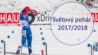 Biatlon-SP-sprint žen, Oberhof - Veronika Vítková bronz