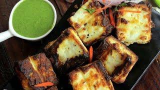 Malai Paneer Tikka Recipe   Paneer Tikka Masala Gravy   Village Travel Food