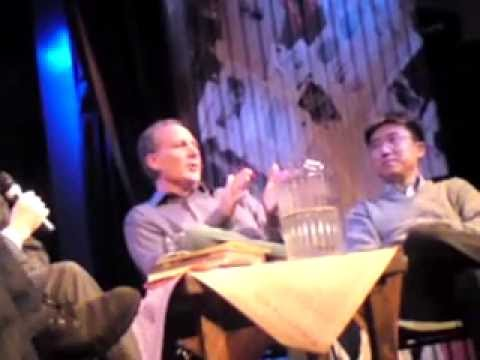 Peter schiff schools economists at Kilkenomics Kilkenny Ireland 2010 Part 1