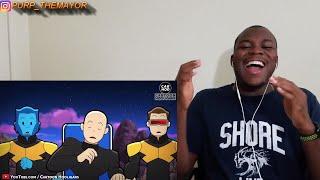 What If This Happened in X-Men: Dark Phoenix【Marvel Superheroes Parody】- Reaction!!!