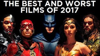 The Top 15 Best and Worst Movies of 2017 | Renegade Cut