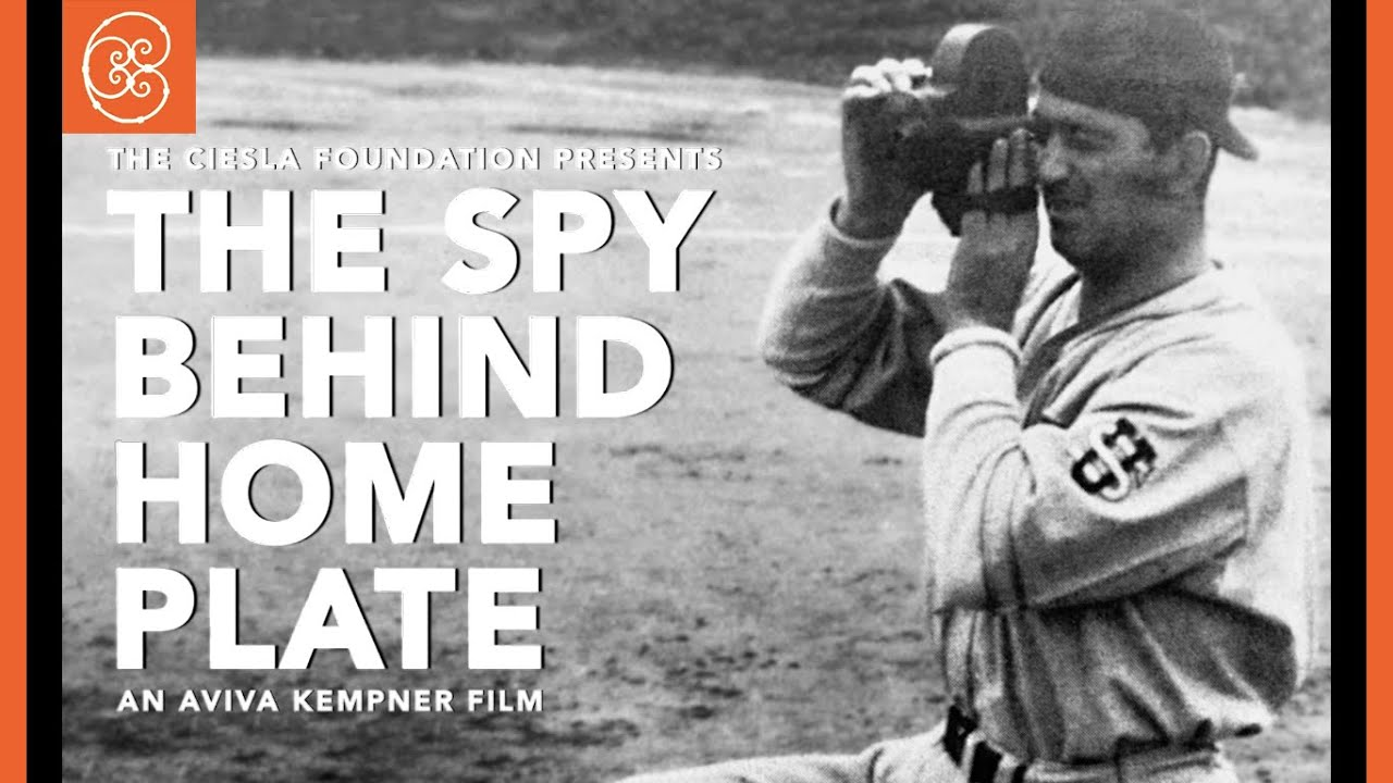100% authentic 3a858 8fa7d Moe Berg s life as ballplayer and spy, this time as a documentary   The  Times of Israel
