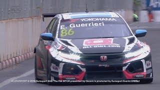 Marrakech Free Practice 2 - Esteban Guerrieri fastest in second WTCR session
