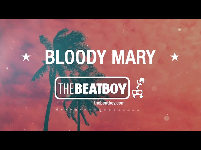 🔶BLOODY MARY🔶 - Dancehall Pop Type Beat | Afrobeat Instrumental (Prod: THEBEATBOY)