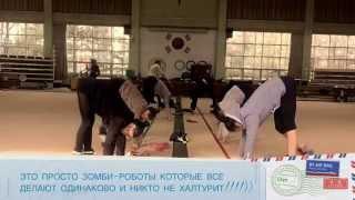 #5 Художественная гимнастика в Южной Корее