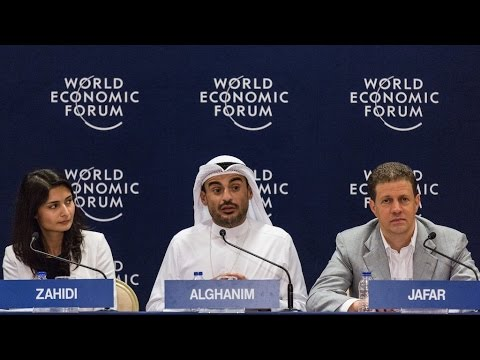 Jordan 2015 - Press Conference: New Vision for Arab Employment