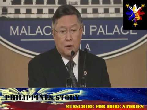 PRESS CONFERENCE WITH FINANCE SECRETARY DOMINGUEZ