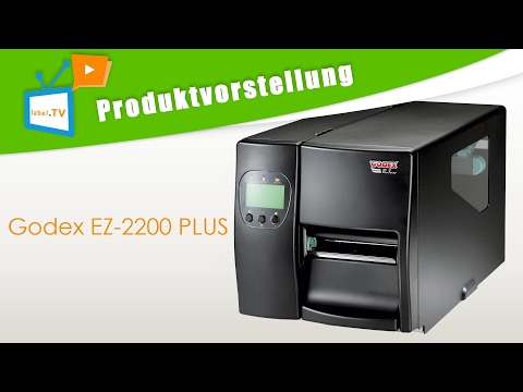 GODEX EZ-2 PLUS DRIVER FOR PC