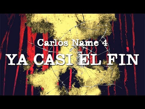 Carlos Name 4